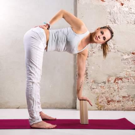 Блок для йоги Tiguar