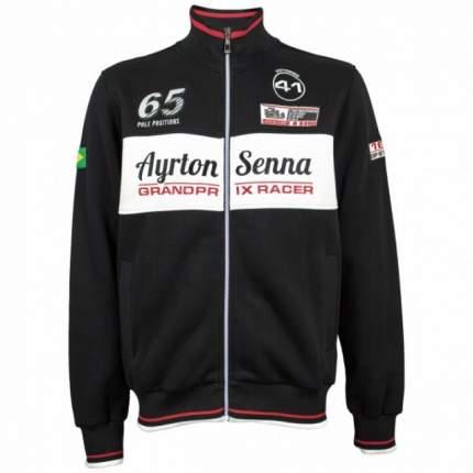 Куртка Ayrton Senna Sweat Jacket Grand Prix Racer р-р L Racing Legends AS-GP-16-600_L