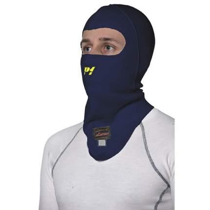 Подшлемник/балаклава для автоспорта, FIA, тёмно-синий, один размер P1 Racewear AA014AN