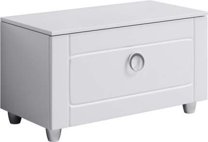 Тумба для ванной  Aqwella Инфинити напольная с ящиком, белый Inf.03.08,