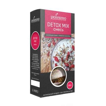 Смесь семян Polezzno Detox mix