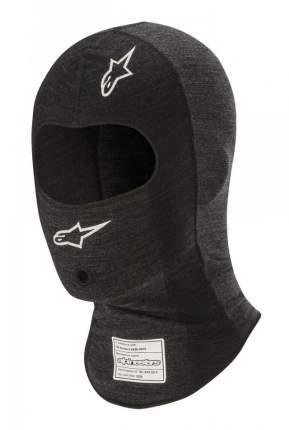 Подшлемник для автоспорта ZX EVO v2,чёрный/серый,один размер Alpinestars 4754320_106_OS