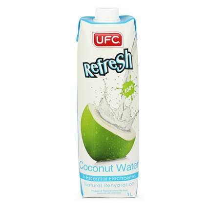 Refresh кокосовая вода без сахара 1000 мл