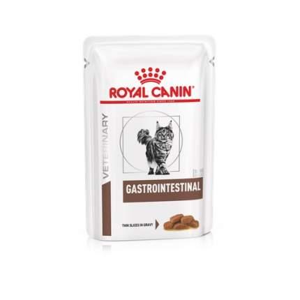 Влажный корм для кошек ROYAL CANIN Vet Diet Gastro Intestinal, свинина, 12шт, 85г