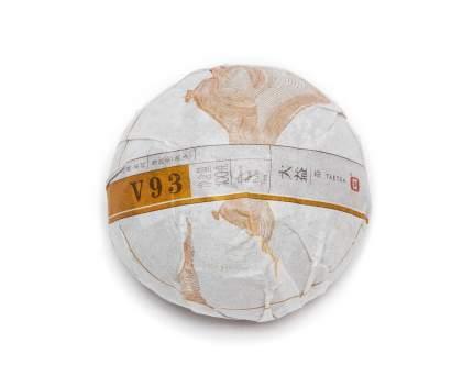 """Пуэр Шу Мэнхай Даи """"V 93"""" - точа 100 гр."""