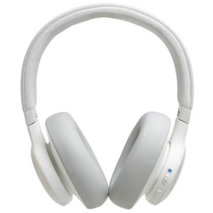 Беспроводные наушники JBL Live 650 BTNC White