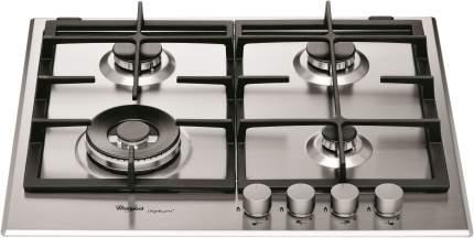 Встраиваемая газовая панель Whirlpool GMA 6422/IXL