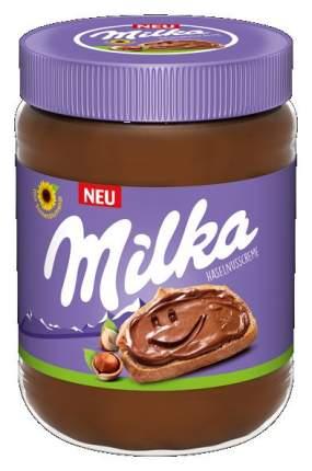Шоколадно-ореховая паста Milka 350 гр.