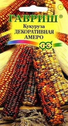 Семена декоративных овощей Гавриш Кукуруза декоративная Амеро 10 шт. по 5 шт.