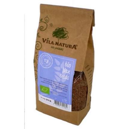 Семена льна Vila Natura био