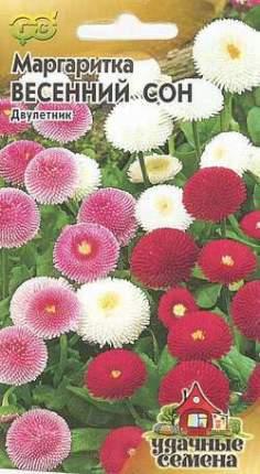Семена цветов Гавриш Маргаритка Весенний сон 10 шт. по 0,02 г