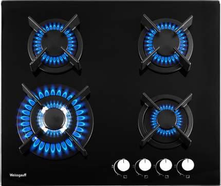 Встраиваемая газовая панель Weissgauff HGG 640 BG