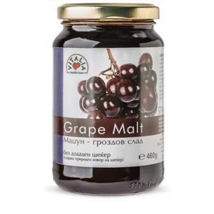 Сироп Vitalia виноградный 460 мл