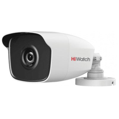 Камера DS-T220 (2.8mm). HD-TVI, объектив 2.8mm, EXIR 40м, 2Мп