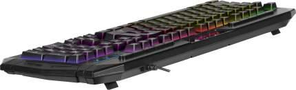 Игровая клавиатура Defender Gelios GK-174DL Black