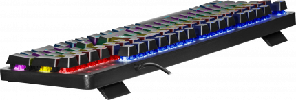 Игровая клавиатура Defender Reborn GK-165DL Black