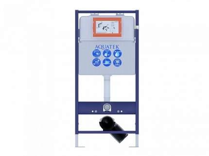 Инсталляция для подвесного унитаза Aquatek Standart INS-0000001 без кнопки смыва