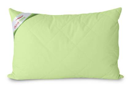 Подушка с бамбуковым волокном и съемным чехлом 40х60 Ol-tex