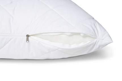 Подушка с бамбуковым волокном и съемным чехлом 40х60 белая Ol-tex