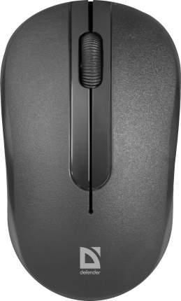 Беспроводная мышь Defender Hit MM-495 Black