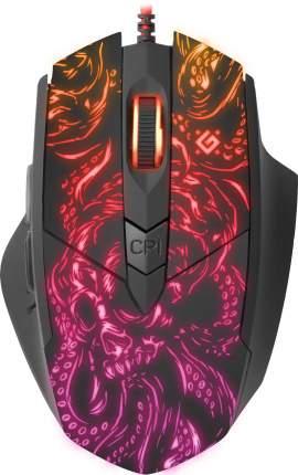 Игровая мышь Defender Titan GM-650L Black