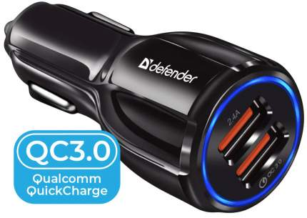 Автомобильное зарядное устройство Defender UCA-100