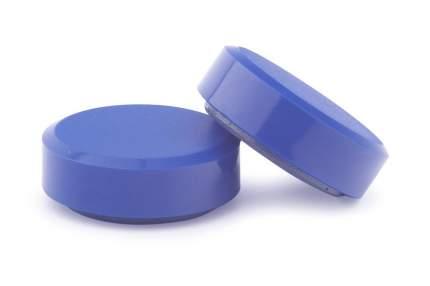 Магнит для магнитной доски FORCEBERG 30 мм, синий, 10 шт