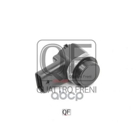 Датчик парктроника Rr Renault Megane Ii 200506 - 200802 QUATTRO FRENI QF10H00056