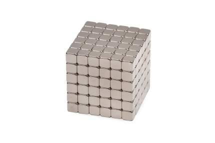 Куб из магнитных кубиков 6 мм Forceberg TetraCube, стальной