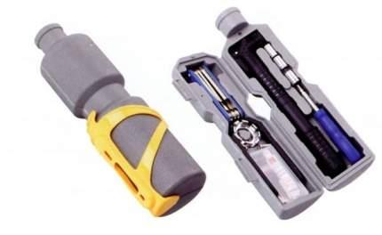 Набор велоинструментов Kenli KL-9806 Kenli из 11-ти предметов в футляре в форме фляги