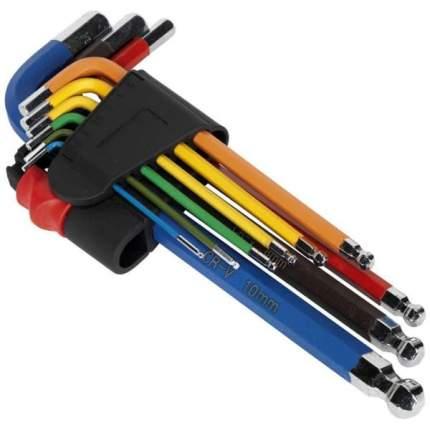 Набор цветных шестигранников KL-9705C/230139