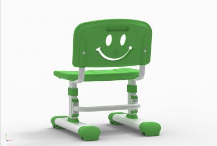 Парта + стул трансформеры FunDesk Bellissima green