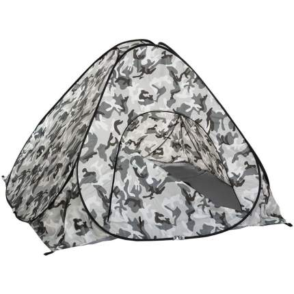 Палатка зимняя автомат 2*2 КМФ дно на молнии (PR-D-TNC-036-2)