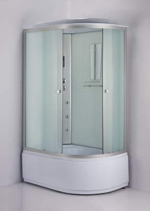 Душевая кабина Niagara NG-3320-14L 120х80 см с матовыми стеклами