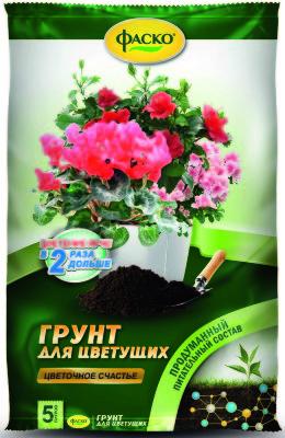 Грунт для цветов Фаско Of000002891 5 л