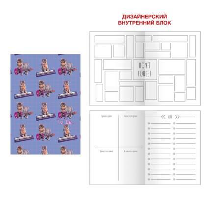 Книга для записей Listoff To be… Дизайн 6 А6 80л КЗ6803167
