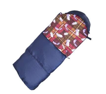 Спальный мешок Helios Батыр XXL СОШ-4 синий, левый