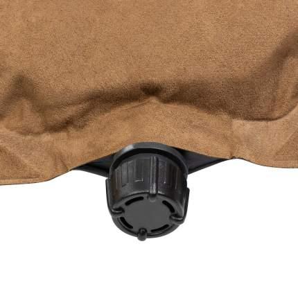 Коврик Helios HS-007 коричневый 188 x 66 x 7 см