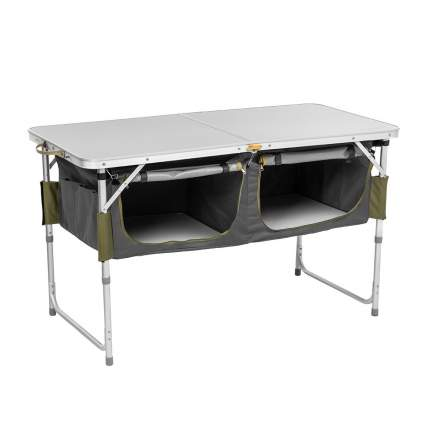 Туристический стол Helios HS-TA-519 серый