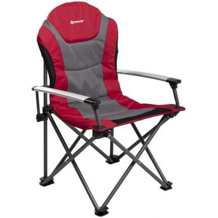 Кресло Nisus N-750-21310 red-grey