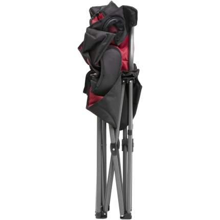 Кресло Nisus N-850-99806C red-black