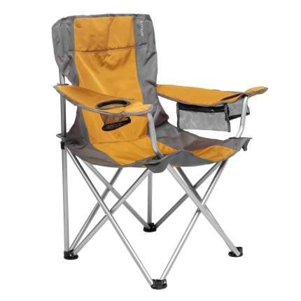 Кресло Premier Fishing PR-D-2051 горчичное/светло-коричневое