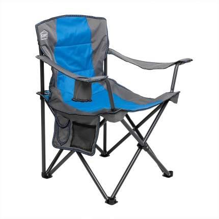 Кресло Premier Fishing PR-MC-347-1 синее/серое