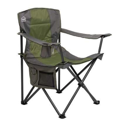 Кресло Premier Fishing PR-MC-347-2 зеленое/серое