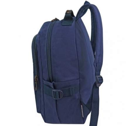 Рюкзак унисекс NoBrand N1186 синий