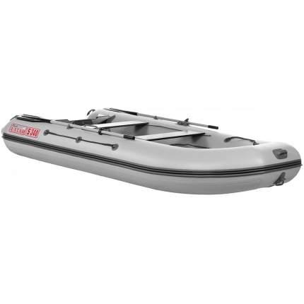 Лодка Тонар Алтай Адмирал 3,4 x 1,69 м белая