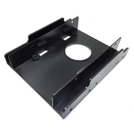 "Переходник для HDD с 3,5"" на 2х2,5"" Espada H322"
