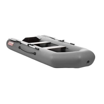 Лодка Тонар Капитан 036598 2,8 x 1,23 м серая