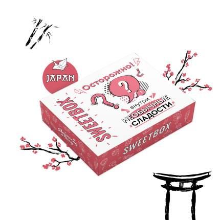 Сюрприз бокс SweetBox Japan XL (вкусняшки Японии)