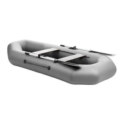 Лодка Тонар Шкипер 113772 2,6 x 1,23 м серая